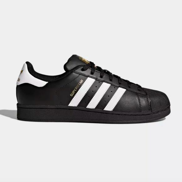 Le Adidas Superstar In Bianco E Nero 8 Poshmark